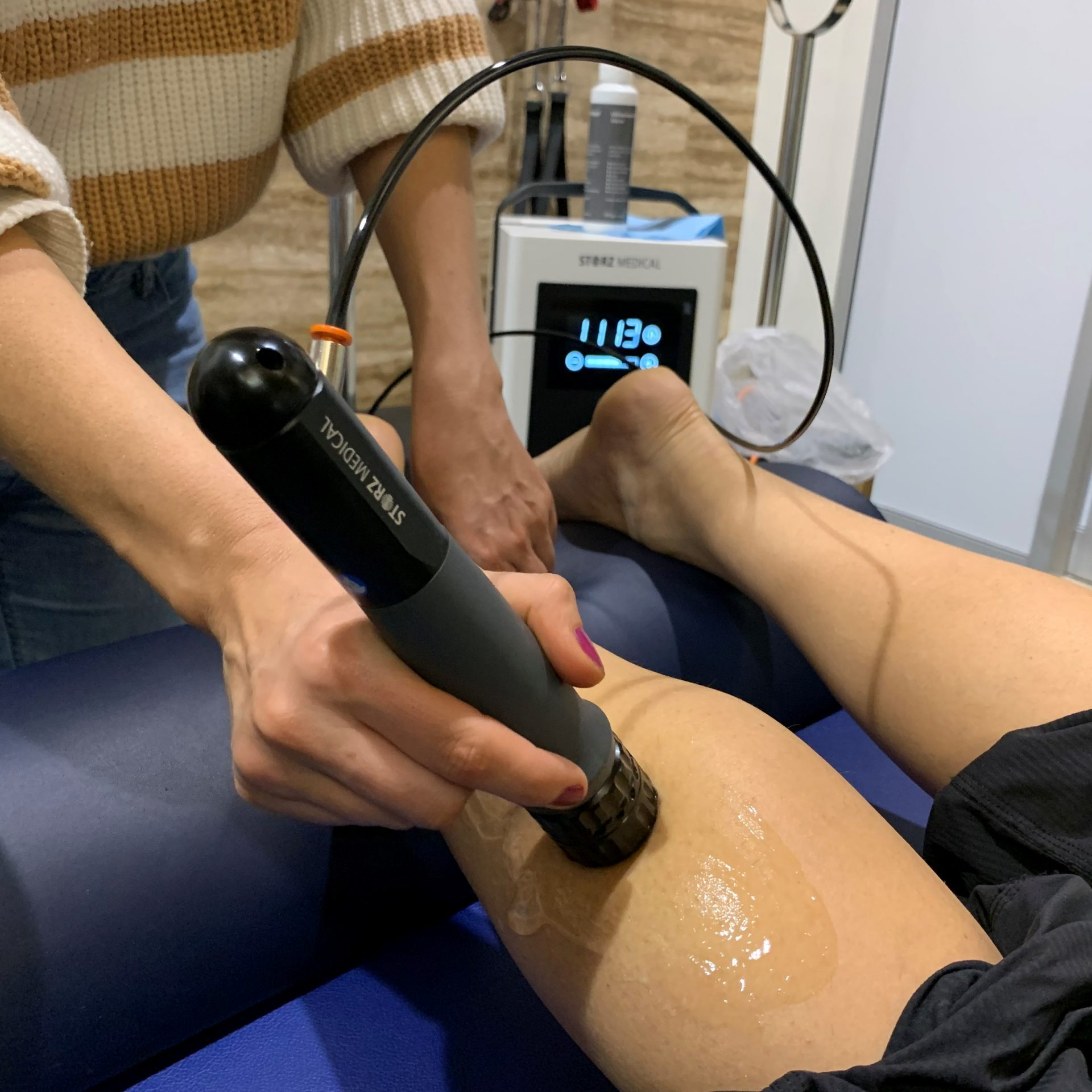 Shockwave Therapy at Piara Waters Podiatry